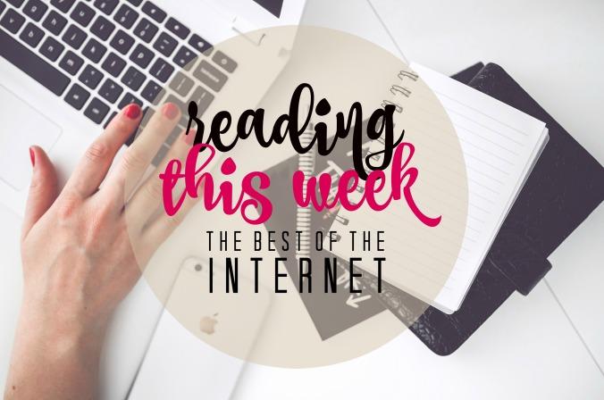 reading this week